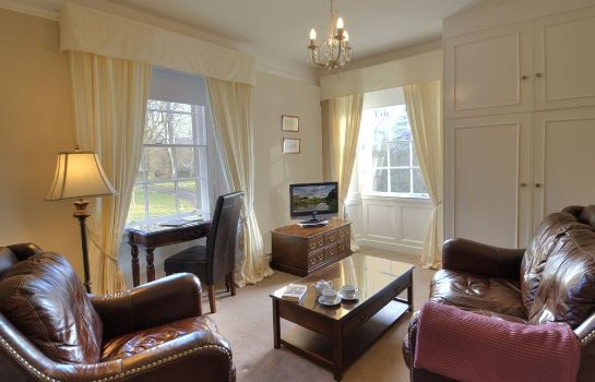 Info Chatton Park House B&B