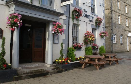 The County Hotel In Hexham Northumberland Hotel De