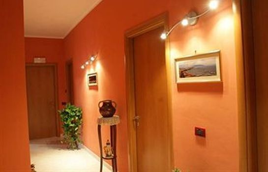Innenansicht Bed & Breakfast Vesuvio