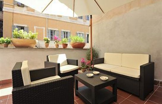 Terrasse History Suite