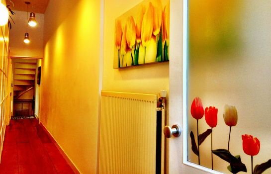 Vista all'interno Tulip of Amsterdam B&B