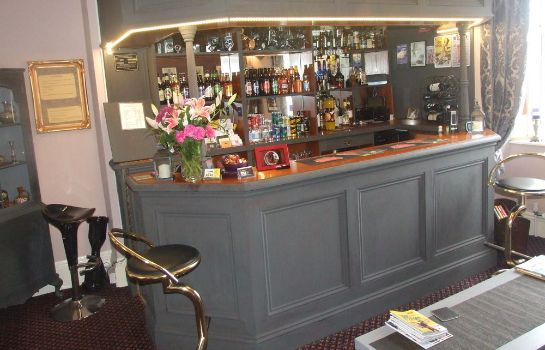 Bar del hotel The Hillcroft - Guest House