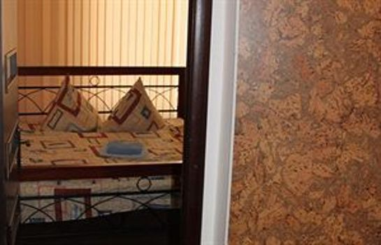 Single room (standard) Hotel Na Makarenko