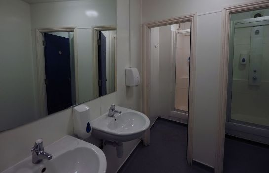 Bagno in camera Greenwich - Hostel St Christopher's Inn