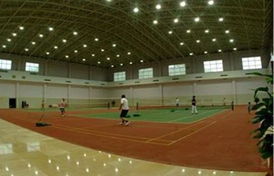 Campo de tennis Chenming International Hotel - Shouguang