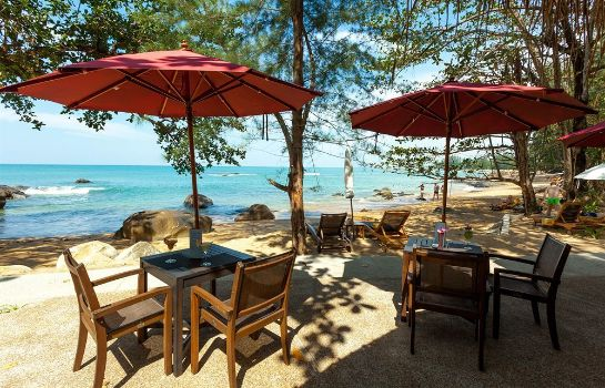 Hotel bar Sensimar Khaolak Beachfront Resort