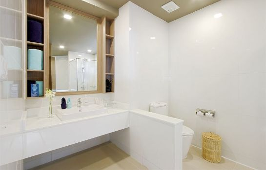 Bathroom Sensimar Khaolak Beachfront Resort
