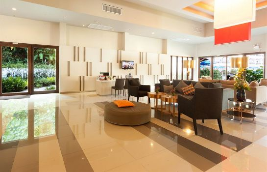 Lobby Sensimar Khaolak Beachfront Resort