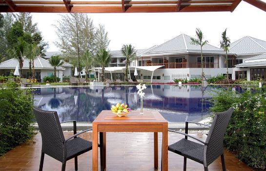 Terrace Sensimar Khaolak Beachfront Resort