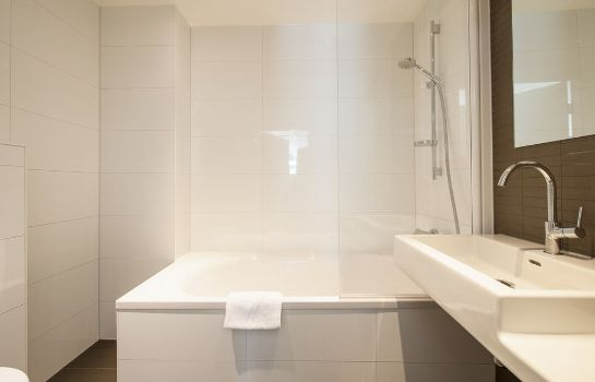 Bagno in camera Stayci Apartments Museumpark Deluxe