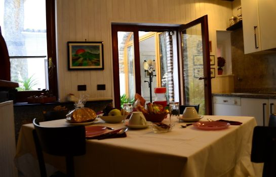 Küche im Zimmer Country House Lake Como
