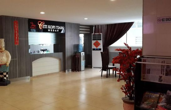 Hotelhal Hotel Citi International SunYatSen