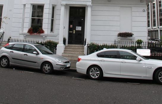 Vista exterior Executive Rooms London Kensington
