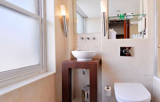 Cuarto de baño Executive Rooms London Kensington