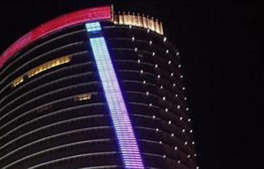 Vista esterna Jincheng Guangdong International Hotel - Tieling