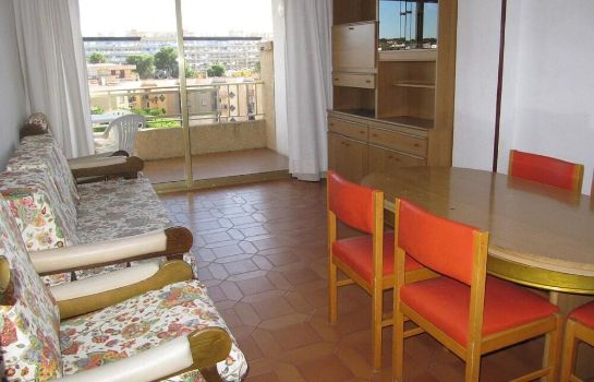 Vista all'interno Apartamentos Meritxell