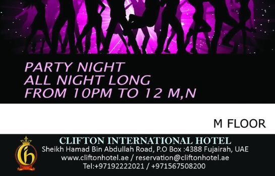 Manifestazioni Clifton International Hotel