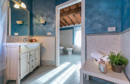 Badezimmer Il Vignolino Bed and Breakfast