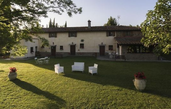 Garten Il Vignolino Bed and Breakfast