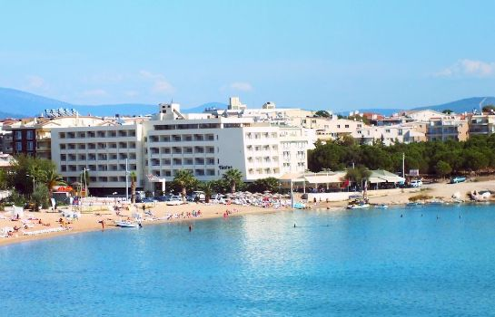 Außenansicht Tuntas Beach Hotel Altinkum - All Inclusive