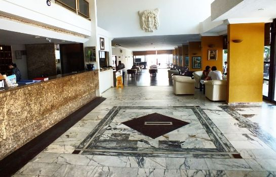 Empfang Tuntas Beach Hotel Altinkum - All Inclusive