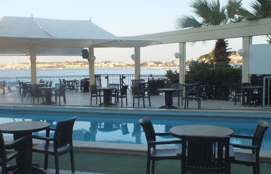 Hotelhalle Tuntas Beach Hotel Altinkum - All Inclusive