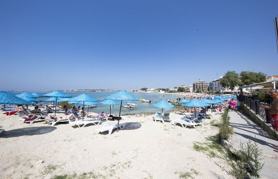 Strand Tuntas Beach Hotel Altinkum - All Inclusive