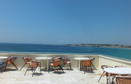 Terrasse Tuntas Beach Hotel Altinkum - All Inclusive
