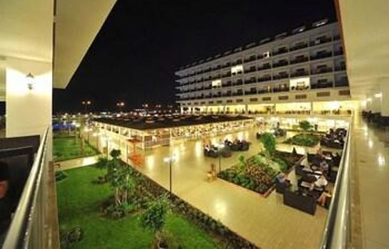 Terrasse Eftalia Aqua Resort – All Inclusive Eftalia Aqua Resort – All Inclusive