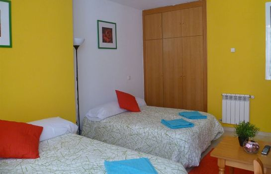 Standard room Village Atocha Apartments
