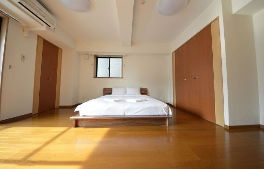 Standard room 1/3rd Residence Serviced Apartments Akihabara