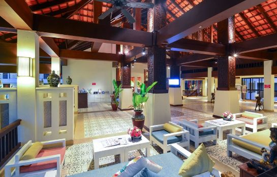 Lobby The Briza Beach Resort Khaolak