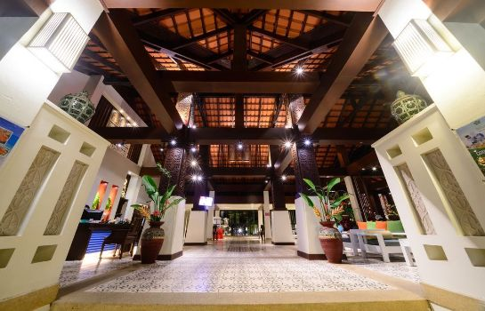 Interior view The Briza Beach Resort Khaolak