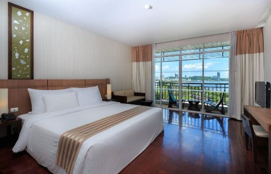 Info The Pattaya Discovery Beach Hotel Pattaya