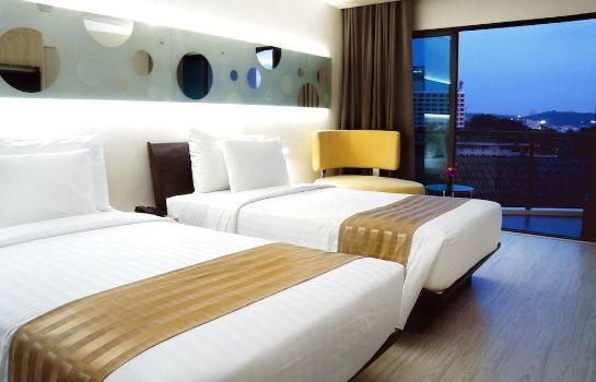 Standardzimmer The Pattaya Discovery Beach Hotel Pattaya
