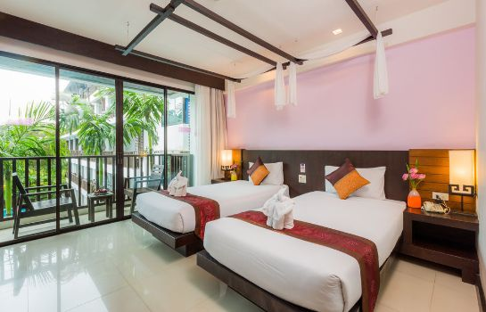 Single room (superior) Apasari Krabi