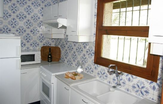 Kitchen in room Casas Bell Raco A
