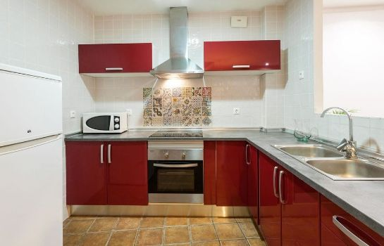 Kitchen in room Like Apartments Lonja