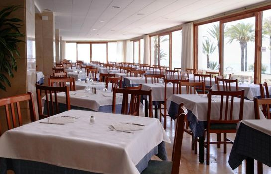 Restaurant The New Algarb Hotel