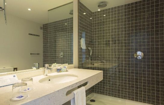 Bagno in camera Blaumar Hotel Salou