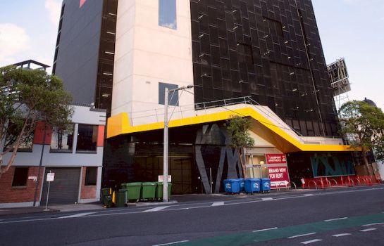 Vista exterior Melbourne Short Stay Apartments MP Deluxe