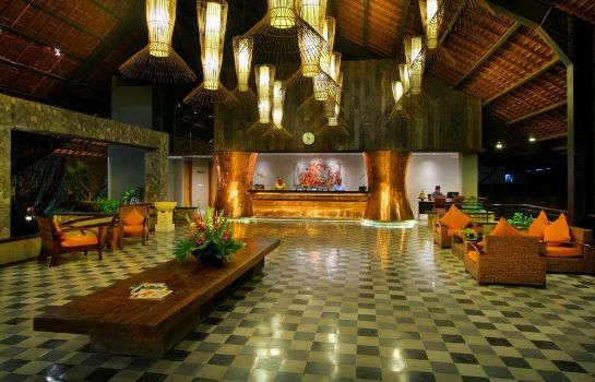 Interior view The Oasis Lagoon Sanur
