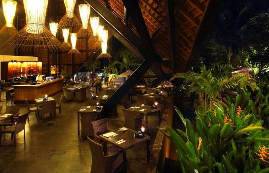 Restaurant The Oasis Lagoon Sanur