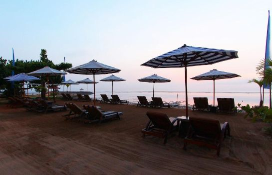 Beach The Oasis Lagoon Sanur