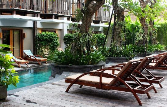 Terrace The Oasis Lagoon Sanur