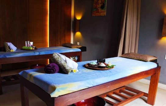 Massage room The Oasis Lagoon Sanur