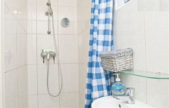 Bagno in camera Shortstay Rotterdam Apartments