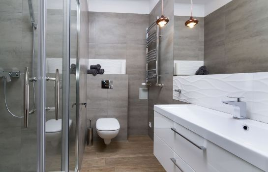 Badezimmer Apartinfo Exclusive Sopot Apartment