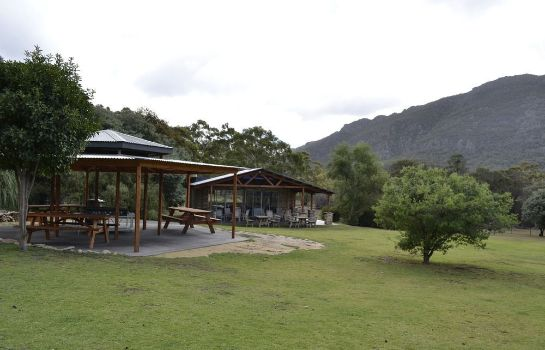 Jardín The Grampians Motel & The Views Restaurant