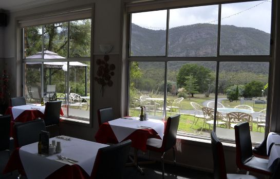 Restaurante The Grampians Motel & The Views Restaurant